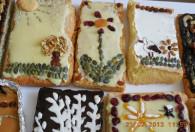 ciasta mazurki upieczone na warsztatach mazurkowych